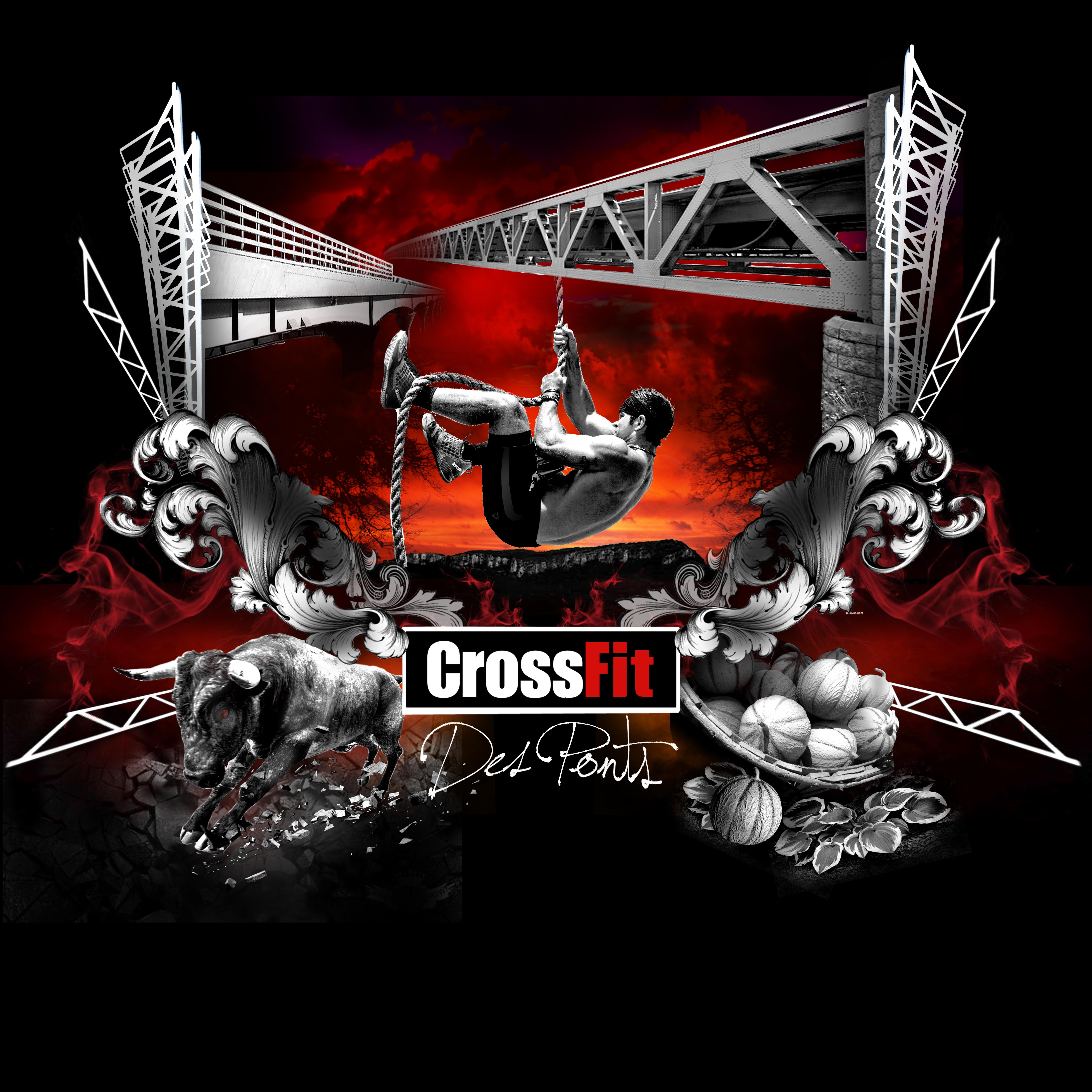 French Co Championship @ CrossFit Des Ponts : Infos Pratiques