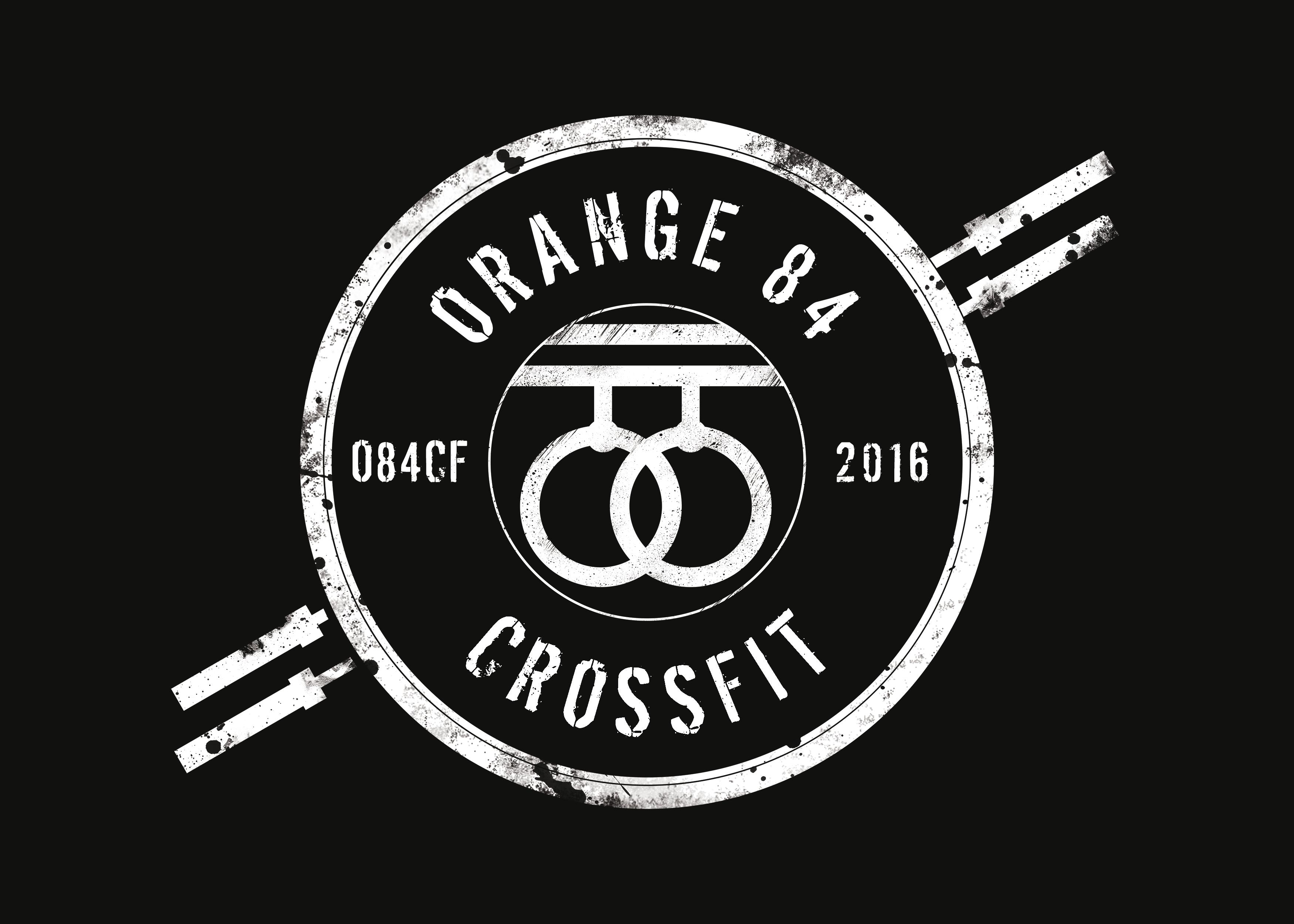 Crossfit Orange 84