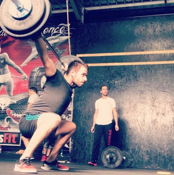 Portrait d'athlète : Alexandre #CFS2P