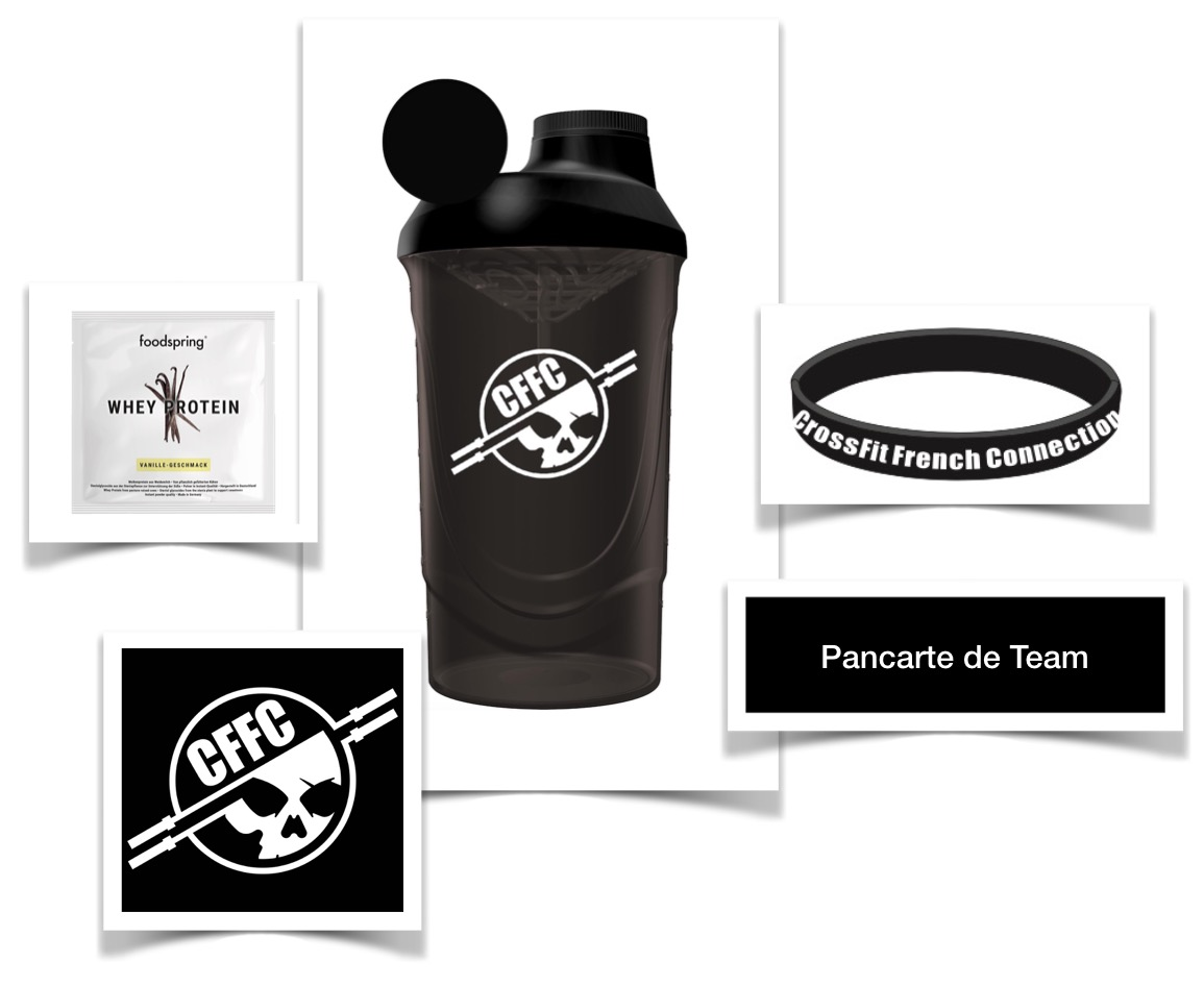 Le Pack Athlète et le Sponsoring du French Co Championship !