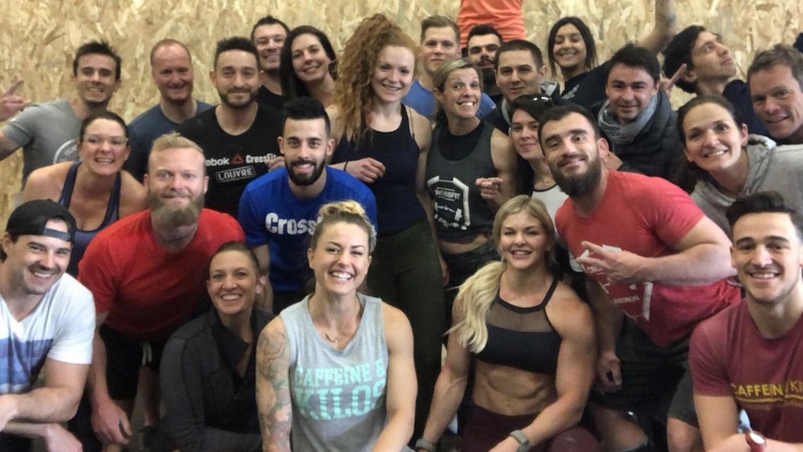 Des champions à CrossFit Avignon #CFA