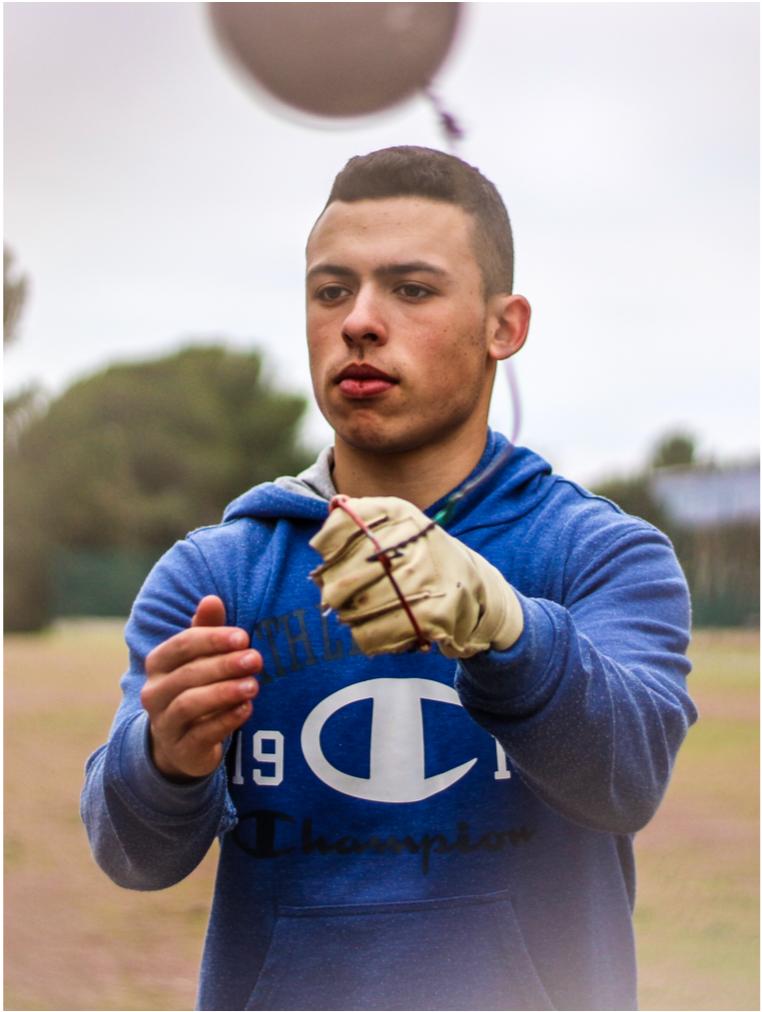 Portrait de sportifs de haut niveau: Zacharie  #CFM