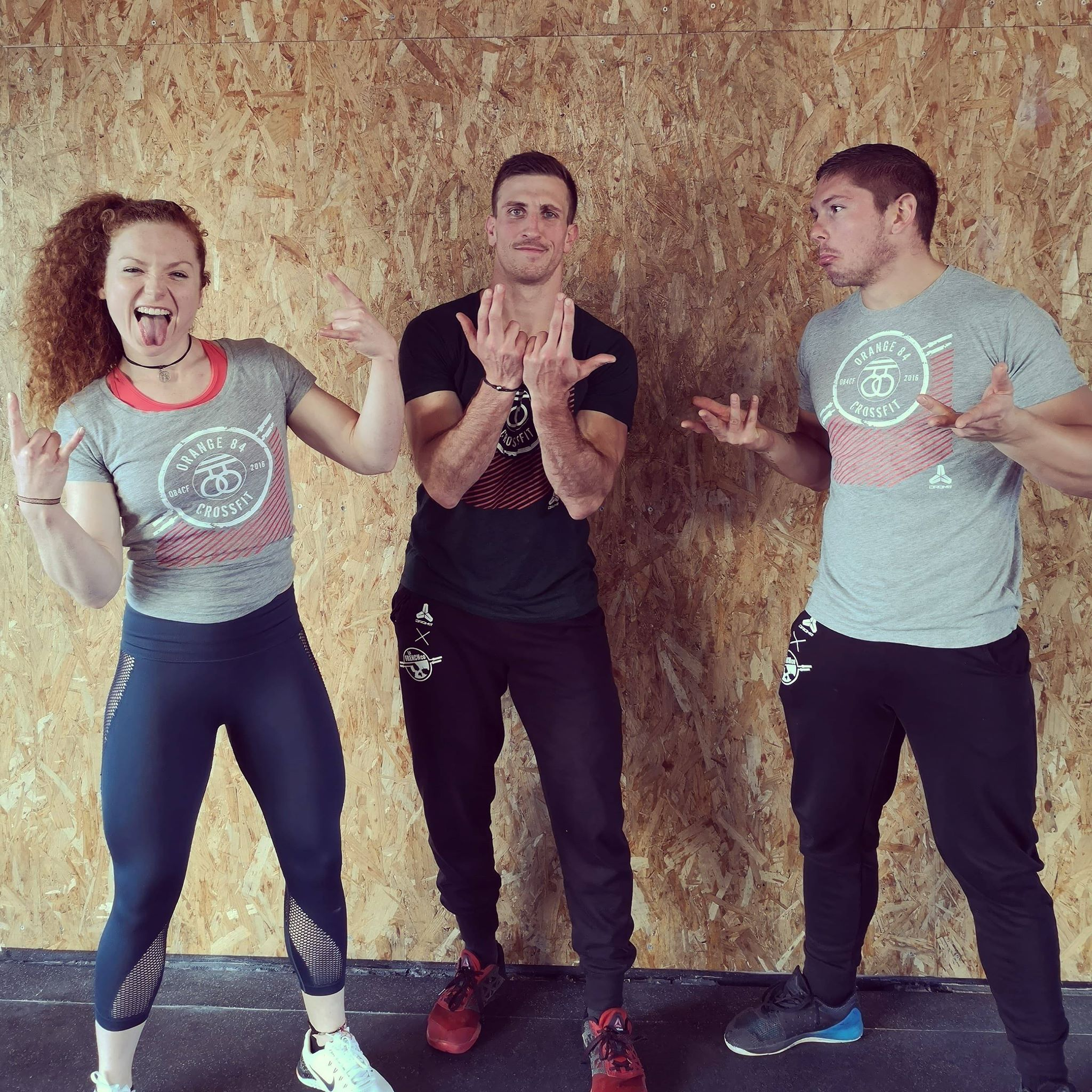 Fin des CrossFit Opens 2019 @ Orange 84 CrossFit #LaProvence