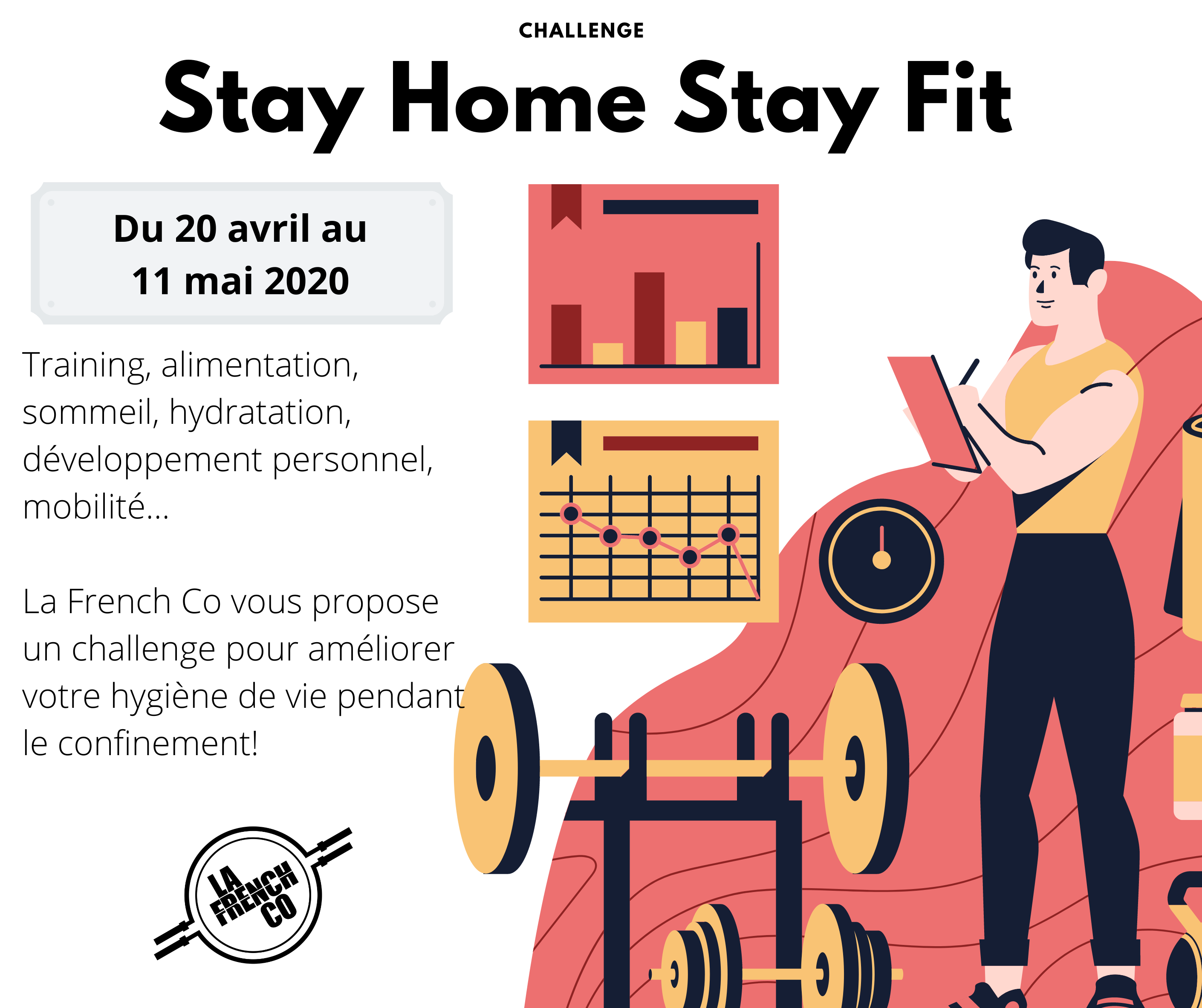 Stay Home, Stay Fit Challenge !