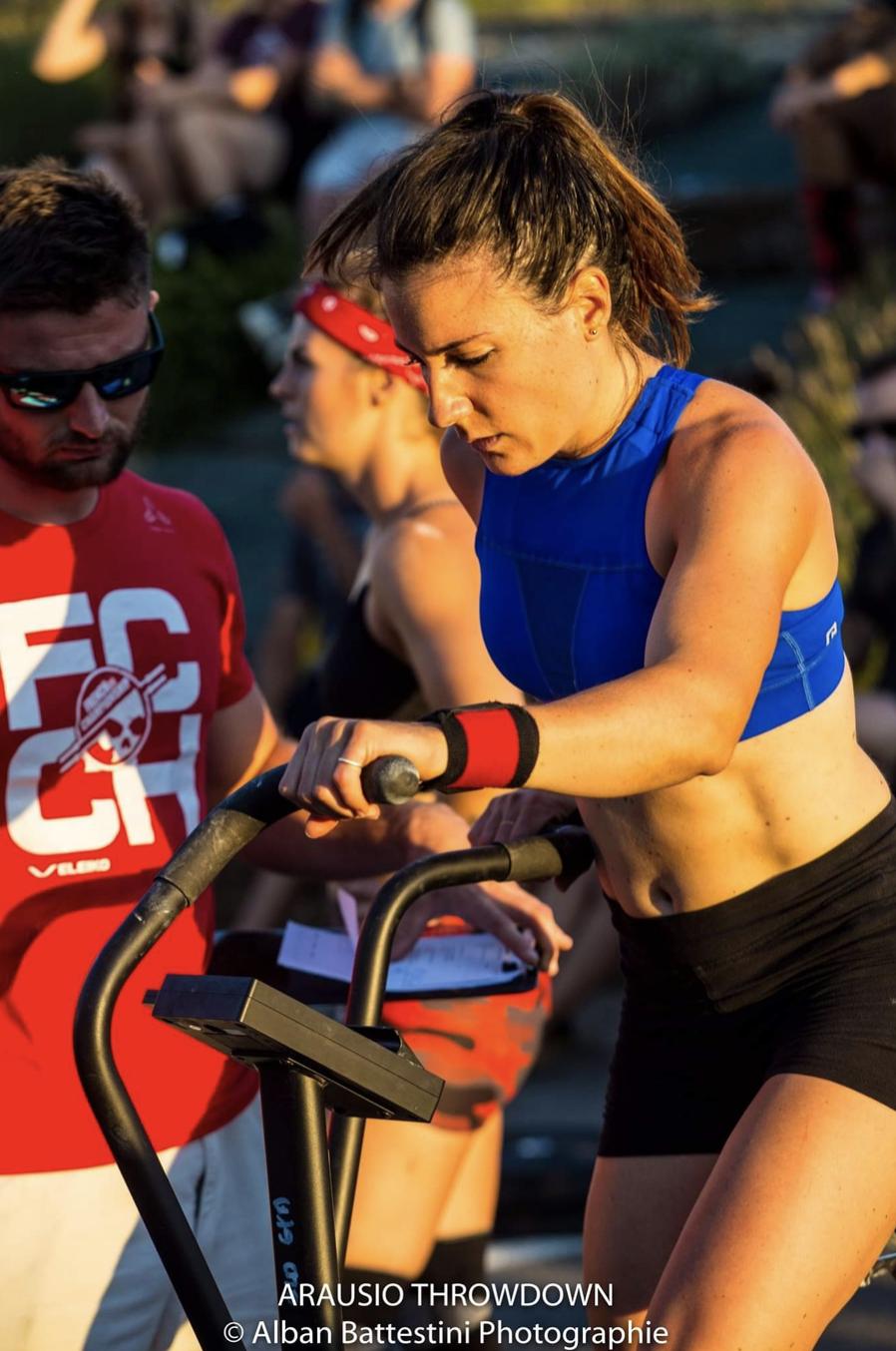 Portrait d'athlète : Marion #CFS2P
