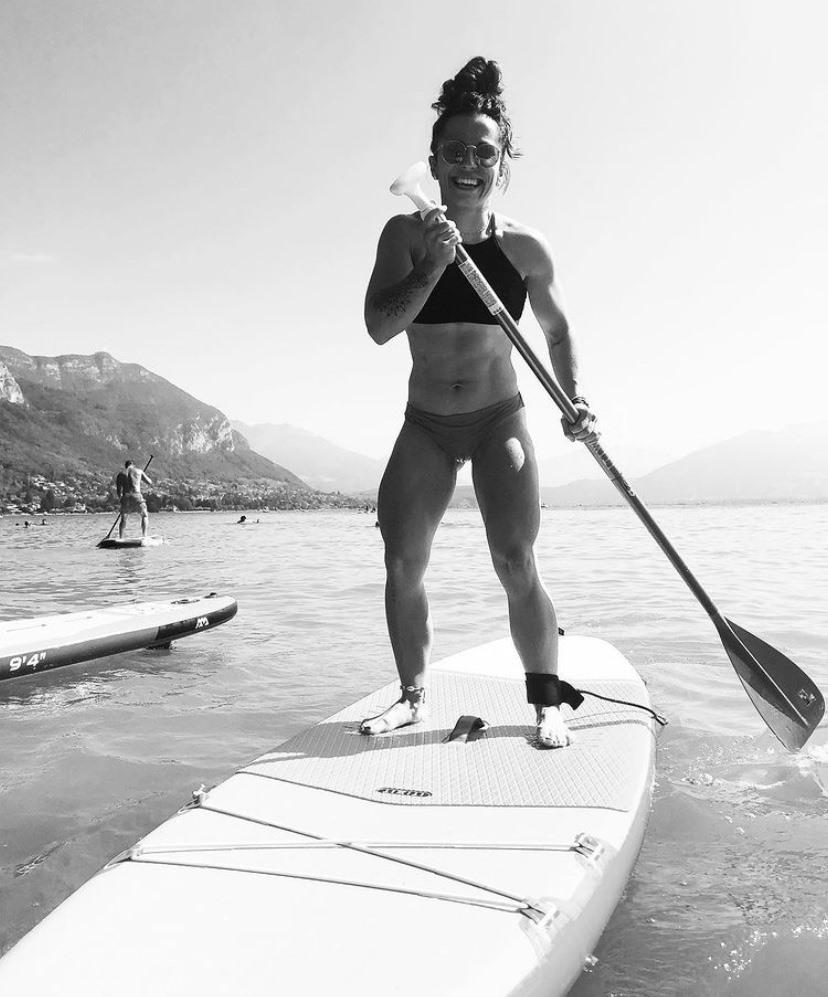 Portrait d'athlète : Aurane @Orange84 CrossFit