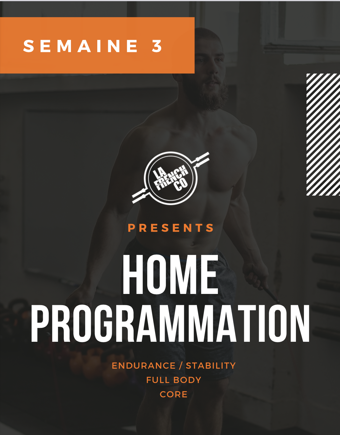 Home Prog, Cycle 4, semaine 3