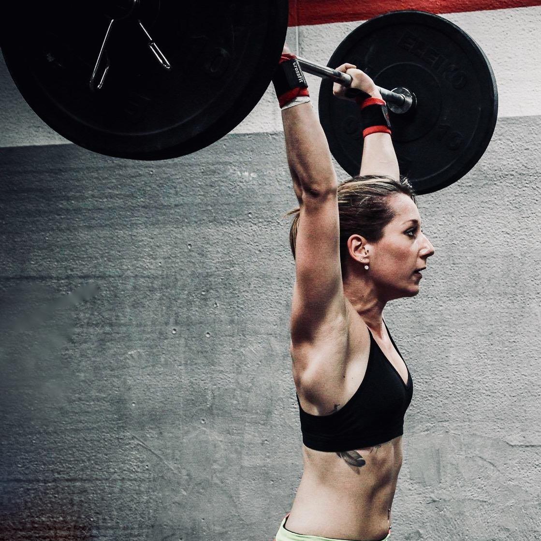 Portrait d'athlète : Marion #CFV