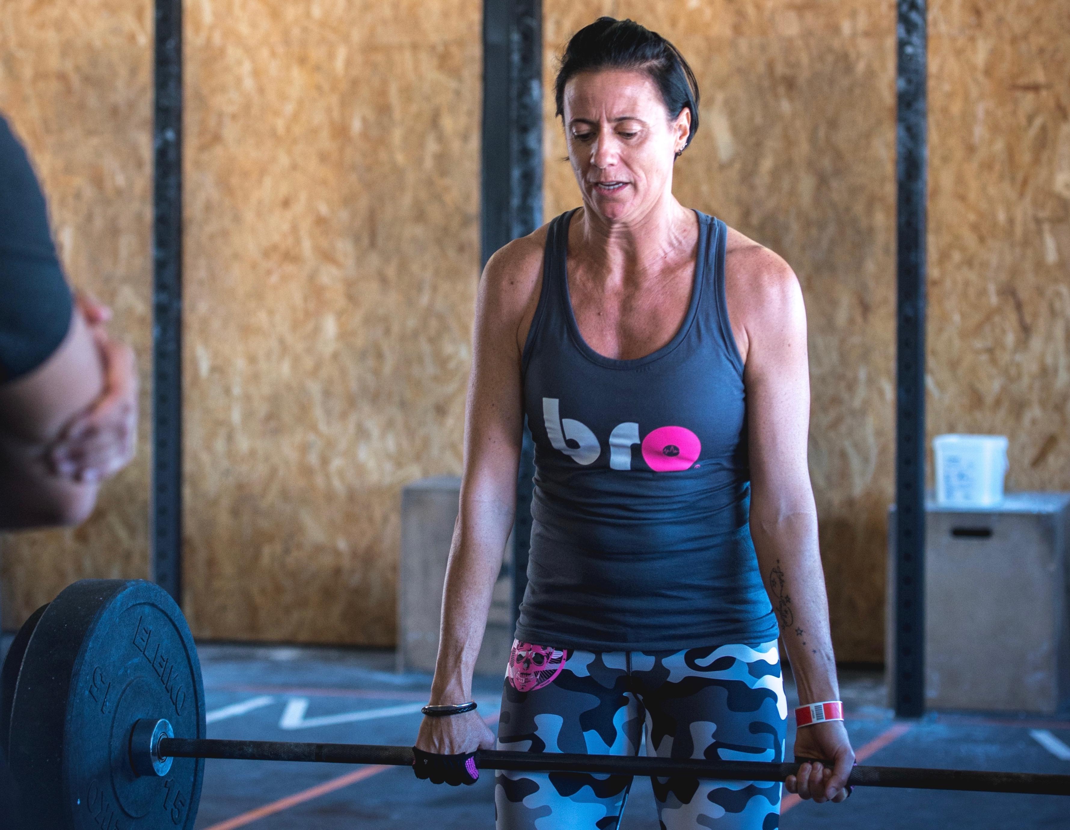 Portrait d'athlète : Sandrine #CFV