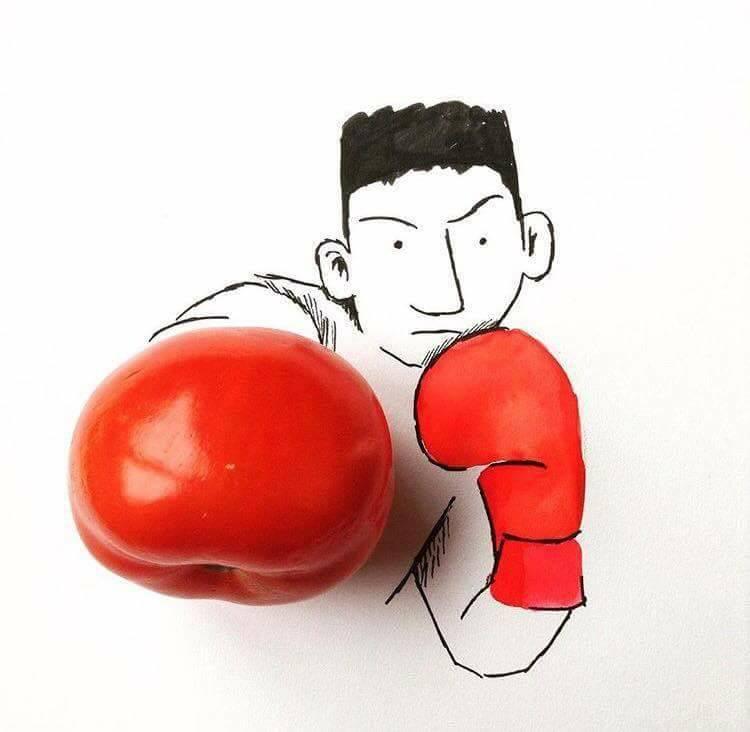 Lift your veggies #1  : être CrossFitteur et végétarien !