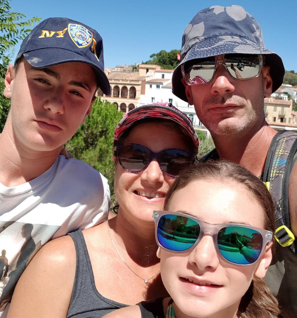 Portrait d'athlète : La famille AMOSSO #CFV