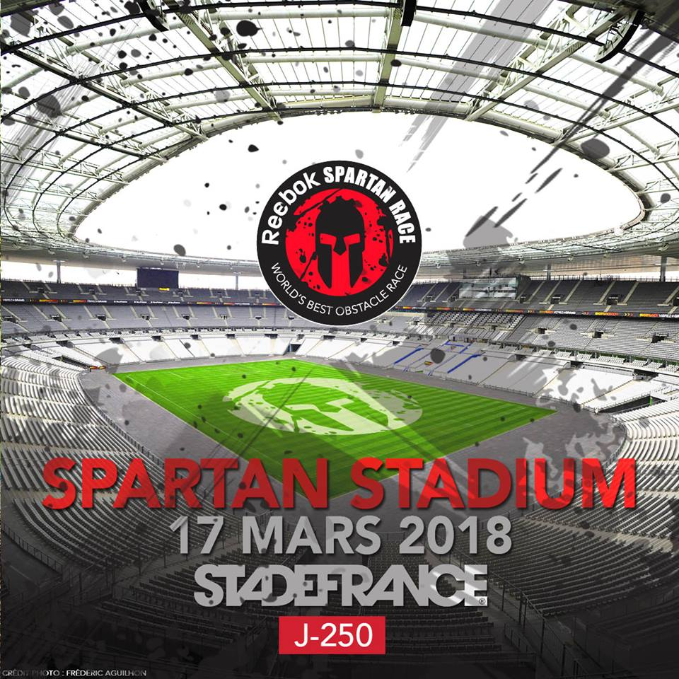 Spartan Race au Stade de France