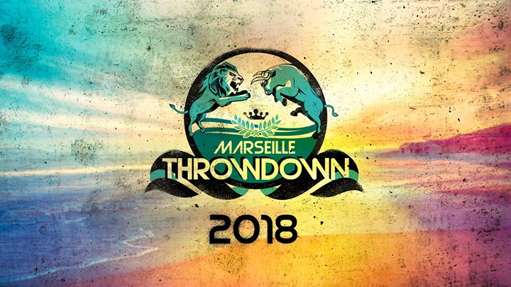 Marseille Throwdown 2018 : Récaptiulatif