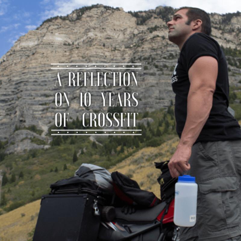 Pat Sherwood: réflexion sur 10 ans de CrossFit