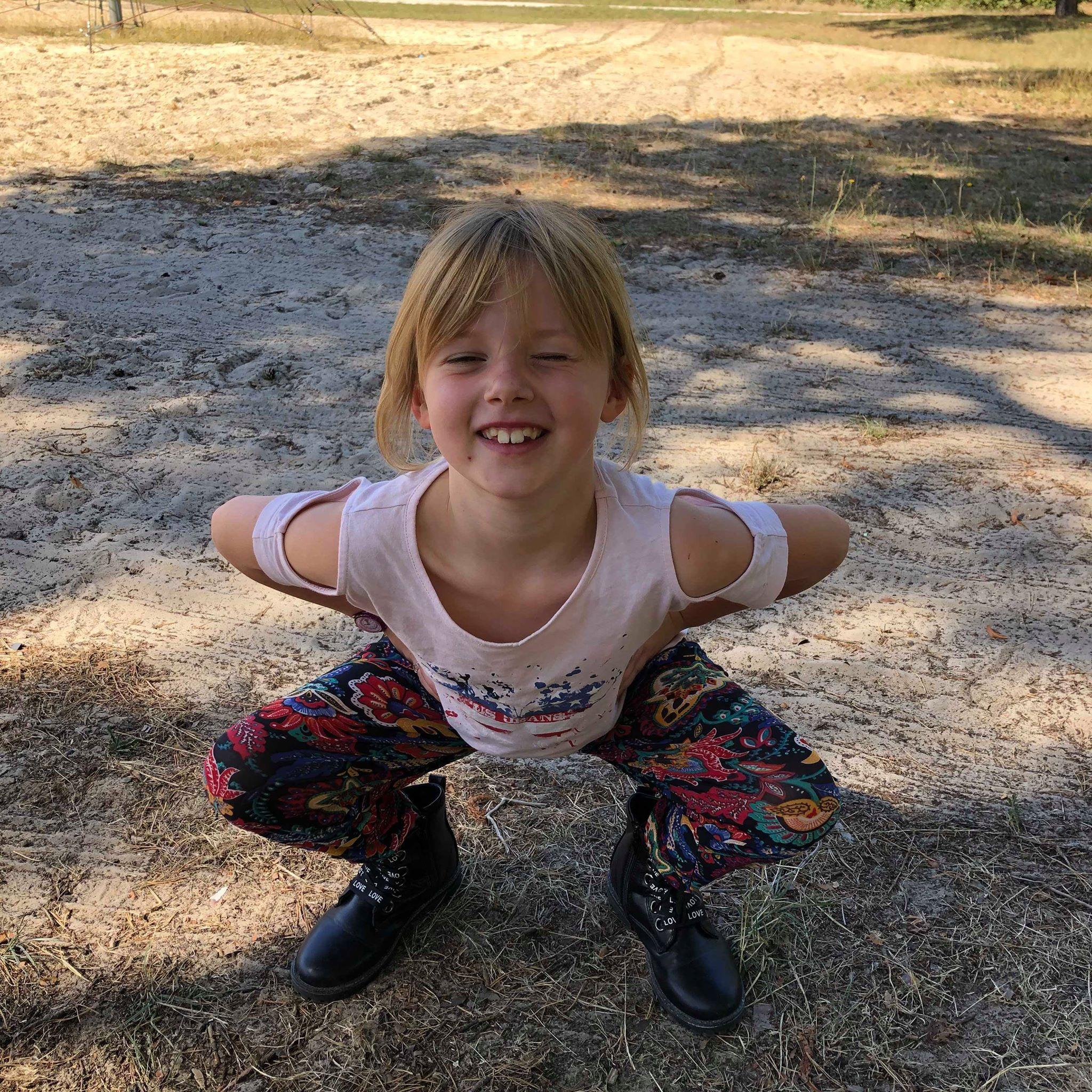 Portrait d'athlète #Kids : Charlotte, Hériot Crossfit