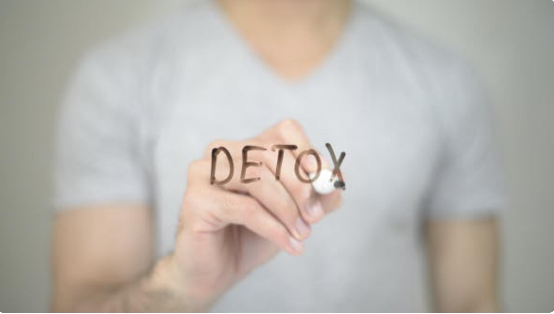 Détox post fête : comment éliminer les excès