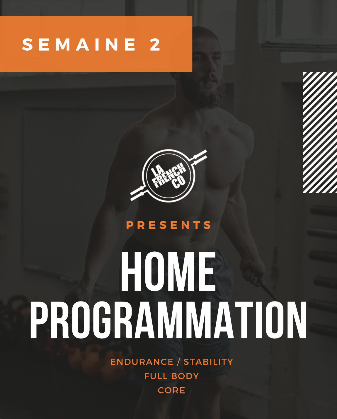Home Prog, Cycle 4, semaine 2