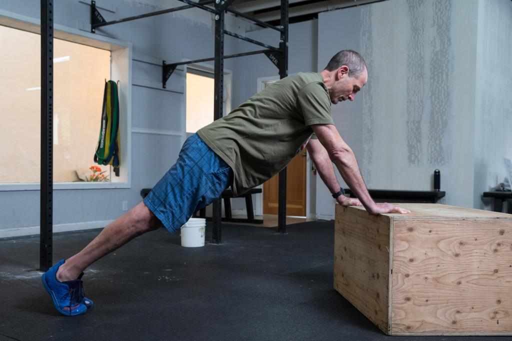 Oui, vous pouvez faire du CrossFit !